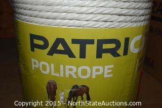 Lot of Patriot Polirope