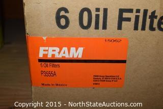 Lot of Fram Oil Filters