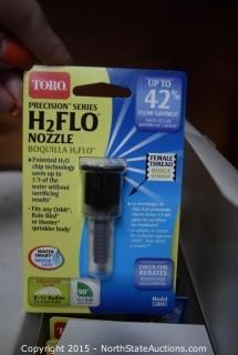 Lot of TORO Precision Series H2FLO Nozzles