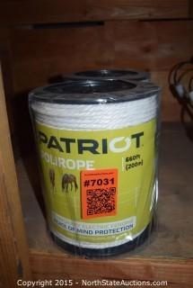 Patriot Polirope