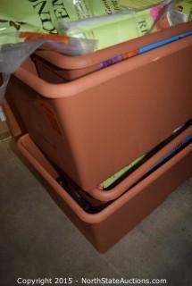 Lot of Earth Box Garden Kits