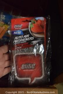 Lot of Auto Air Fresheners
