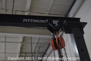 Pittsburgh  Automotive Hoist