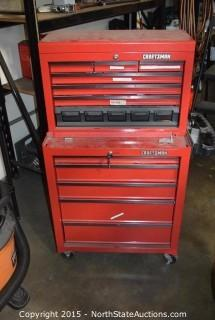 Craftsman Rolling Tool Box