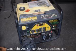 Champion Global Power Equipment Generator
