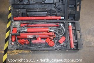 Pittsburgh Super Heavy-Duty Hydraulic Equipment Kit