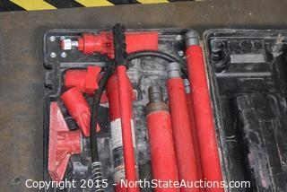 Pittsburgh Super Heavy-Duty Hydraulic Equipment Kit