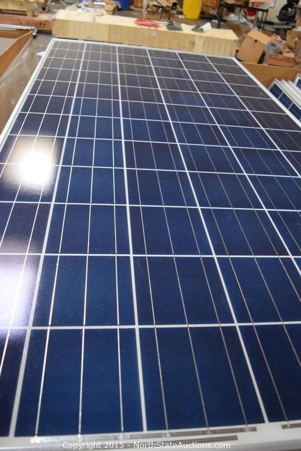 San Leandro Sunlink SOLAR Liquidation Auction