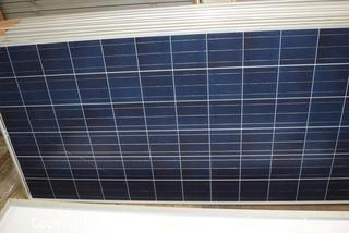Lot of Solar Panels (3 different, total of 10)