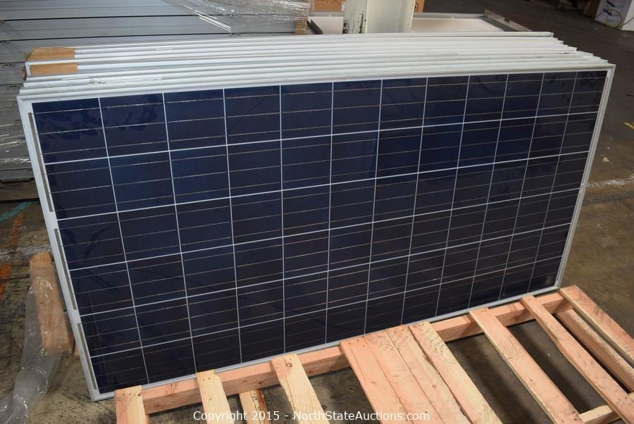 San Leandro Sunlink SOLAR Liquidation Auction