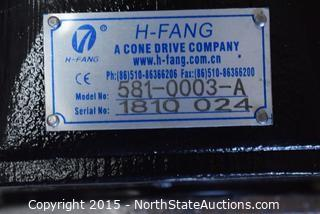 H-FANG, Slew Drive Assembly