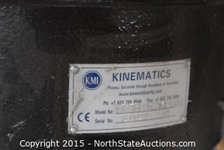 Kinematics Slew Drive, Single Axis Solar Drive