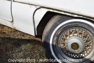 "1968? Cadillac Limousine  ""Regan"""