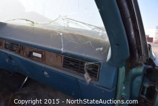 """1970 Convertible Cadillac DeVille """"Nikki"""""""