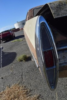 """1967 Cadillac Coupe DeVille Brougham ,  """"Betsy"""""""