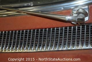 "1958 Cadillac Fleetwood 60 Special, with Gold Tone Grill ""Dee"""
