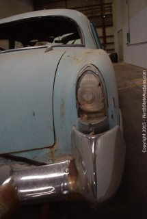 """1952-1953  Kaiser Manhattan """"Debie"""""""