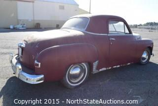 1950 Plymouth Coupe