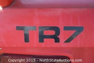 1979 Triumph TR7