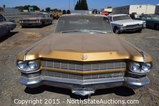 """1964 Cadillac Fleetwood Hardtop  '""""Charlotte"""""""