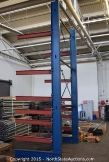 Industrial Ibeam Racking