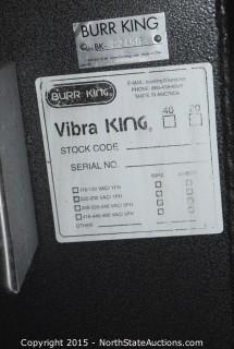 Burr King Vibra King 40