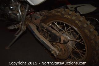 Redcat Dirt Bike