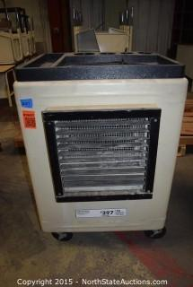 3000 CFM Mobile Evaporative Cooler