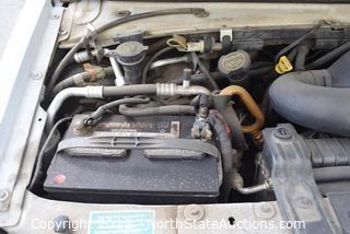 2001 Ford E-350 Triton V10 Aerotech Bus