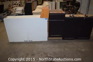 Lot of Cabinets and More