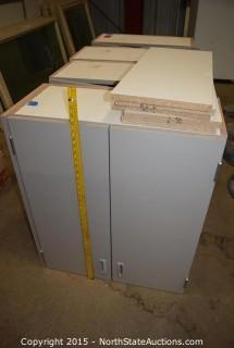 Lot of Cabinets