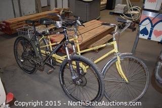 Lot of Bikes