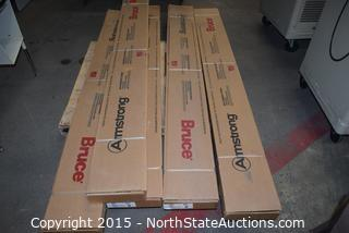 Lot of Bruce Solid Hardwood Flooring