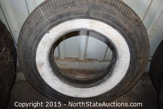 Lot of Misc Tire