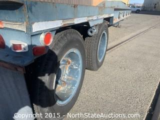 20 Ton Low Boy Trailer