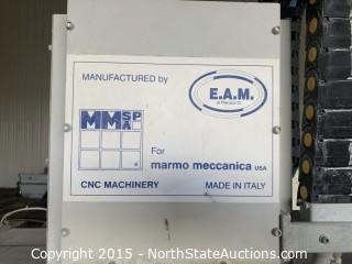 EAM, CTEC3 Computerized Contour Mill Machine 2003