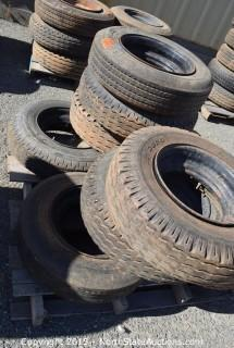 Lot of Tires (7)