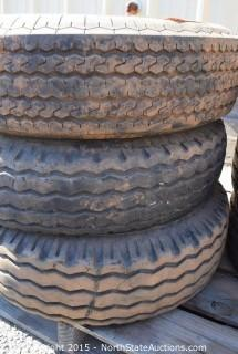 Lot of Tires (6)