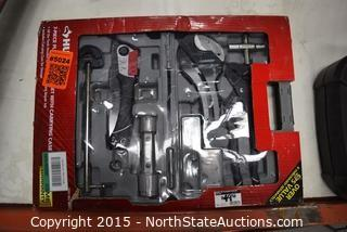 HUSKY 7-Piece Plummers Tool Set with Carrying Case