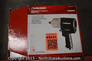 HUSKY 3/4in Impact Wrench
