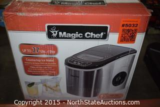 Magic Chef Countertop Ice Maker