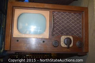1948 Admiral TV