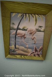 1950s Art Work