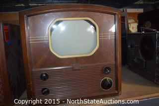1948 RCA Victor TV