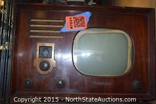 1949 Crosley TV