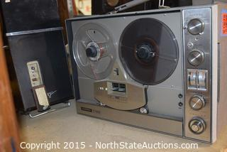 Ampex 1100 Reel to Reel
