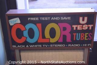 Color U Test Tubes Commercial Tube Tester
