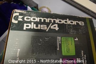 Commodore Plus/4 Software Specs