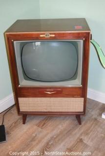 RCA Victor Deluxe TV