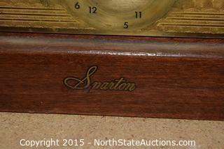 Sparton TV Console